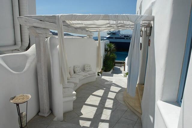 Villa finanzieren in Griechenland
